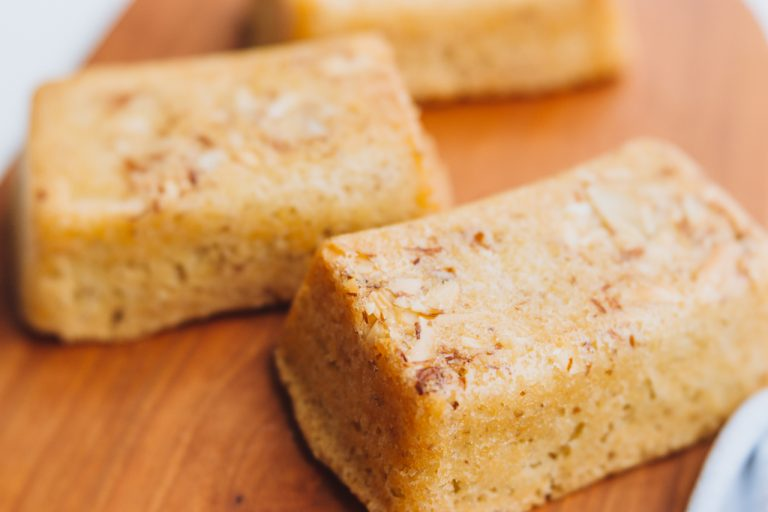 Almond Cakes Fresh Baked