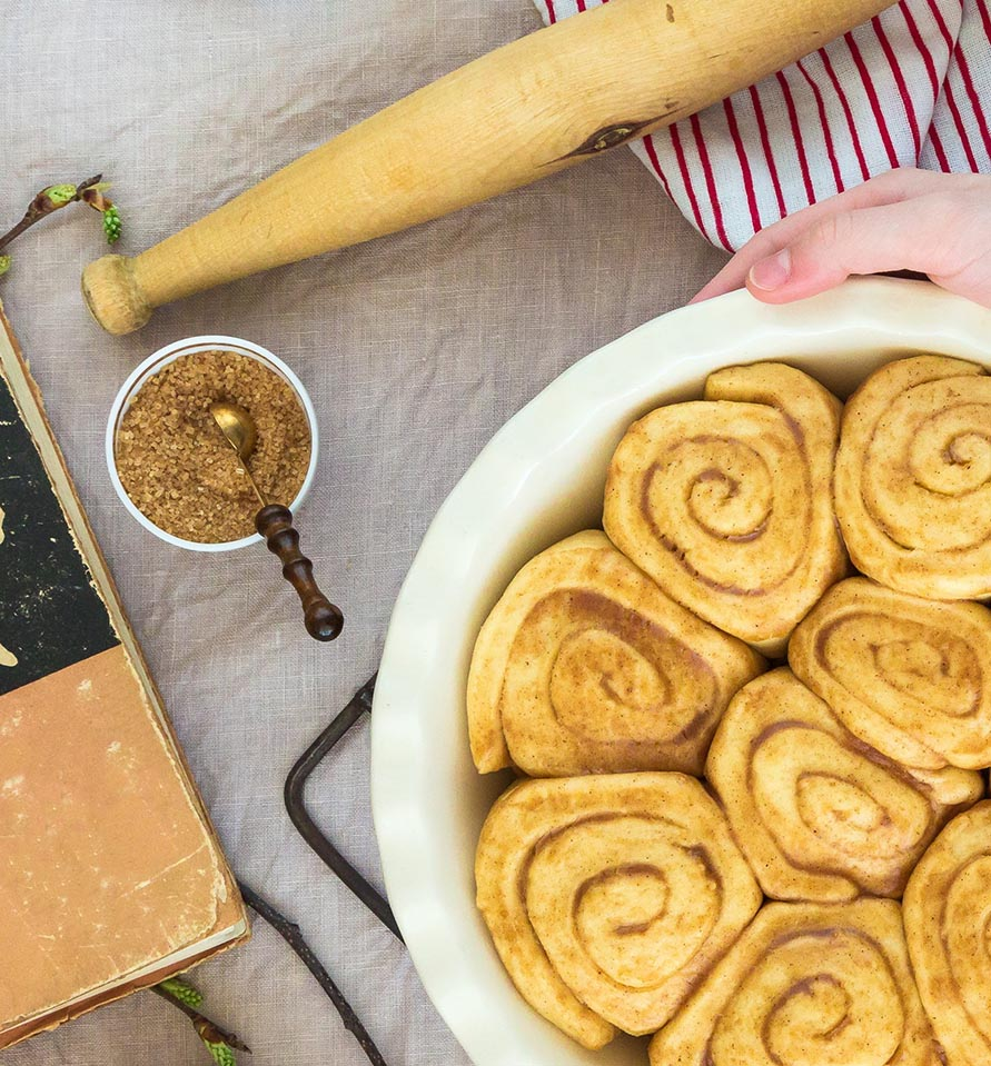 Booking and Baking
