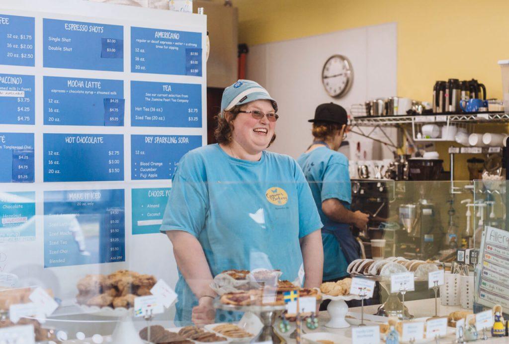 Carinas Bakery in Beaverton Oregon