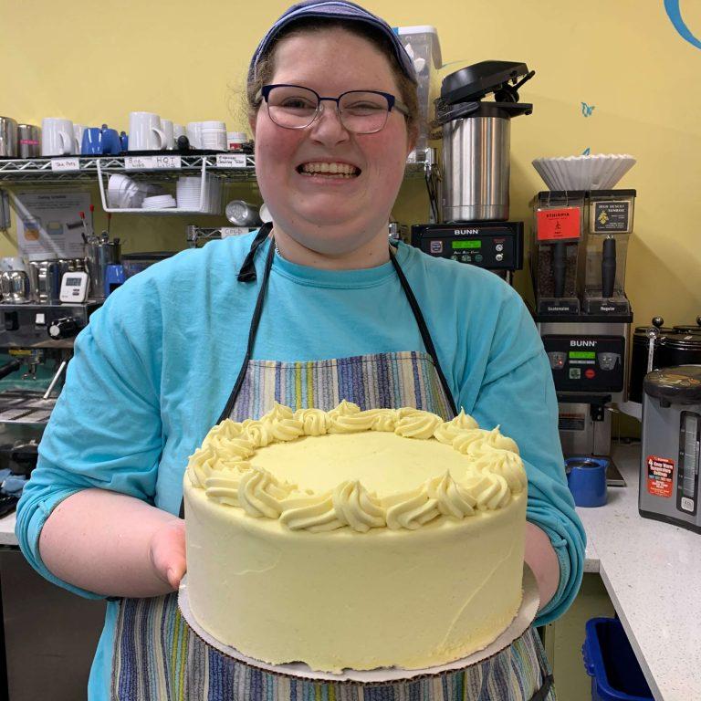 Carinas Bakery Custom Cake