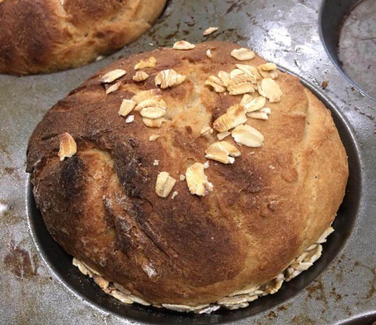 Sourdough Dakota Bread