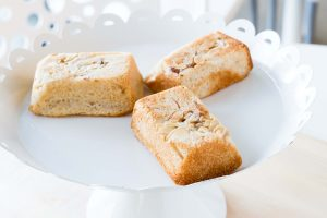 Vegan Almond Cakes Carina's Bakery