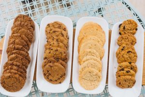 Vegan Cookies Carina's Bakery