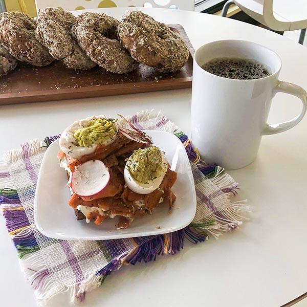 Smorgas Lunch Carina's Bakery