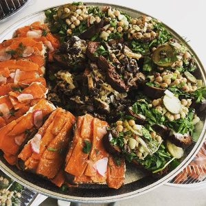 vegan Smörgås Platters