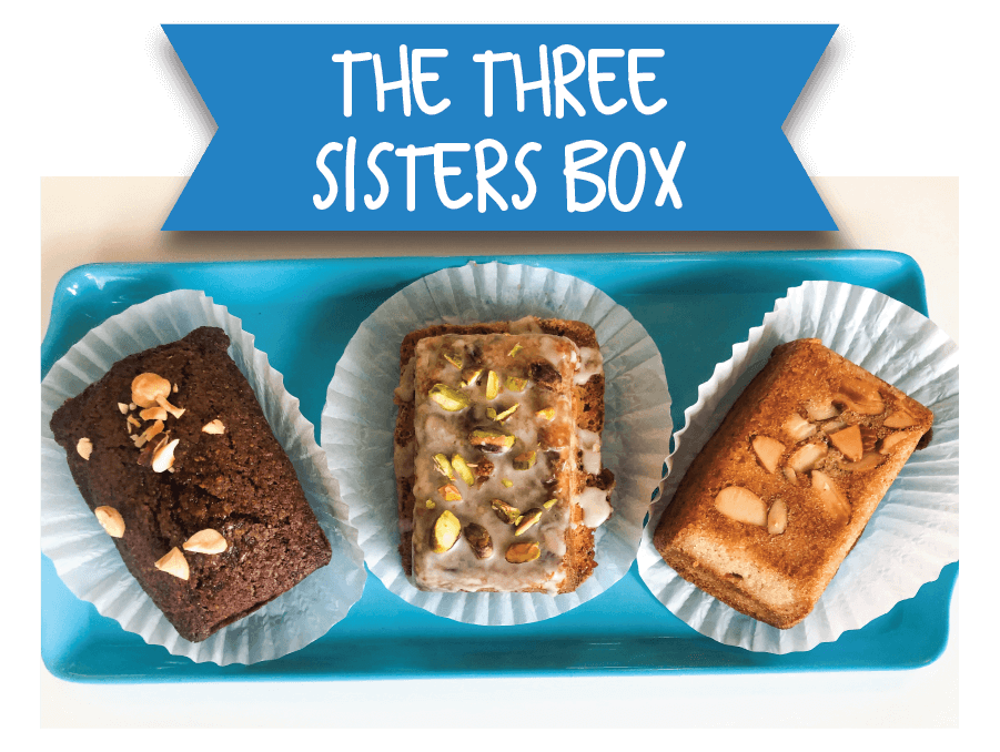 3 Year Anniversary Three Sisters Box
