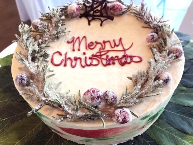 Carina's Bakery Holiday Cake 02